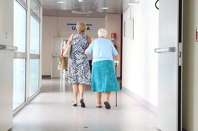 acompanhantes de idosos