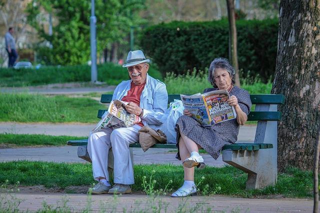 atividades idosos leitura